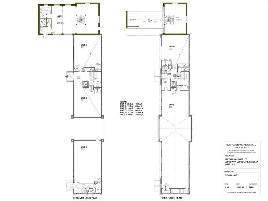 The Gatehouse Floor Plan - Pertwee Estates