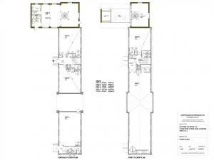 The Gatehouse - Floor Plan
